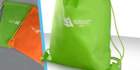 Fabricant de drawstring polypropylene ecologique