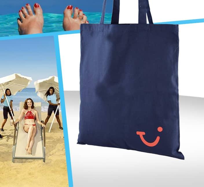Fabricant de sac coton agence tourisme