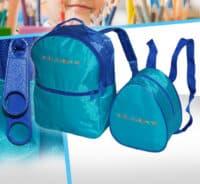 sac a dos enfant et bebe ecole maternelle