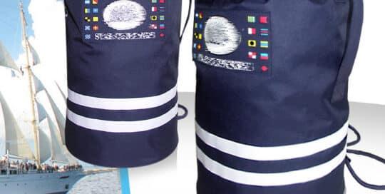 Fabricant de sac marin polyester marine