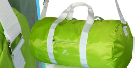 sac de sport avec bandouliere tissu impermeable