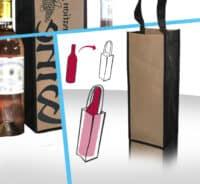 sac cabas bouteille