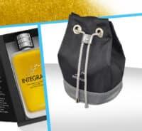 sac marin cosmetique de luxe