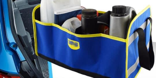 Fabricant de sac de rangement outils voiture