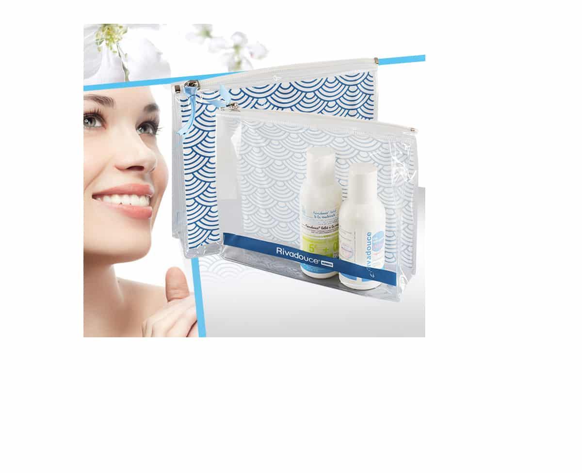 Fabricant de trousse eva cosmetique soins