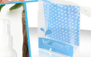 Fabricant de trousse transparente eva cosmetique