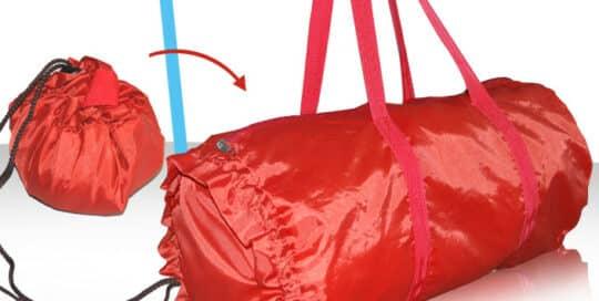sac de sport pliable pratique