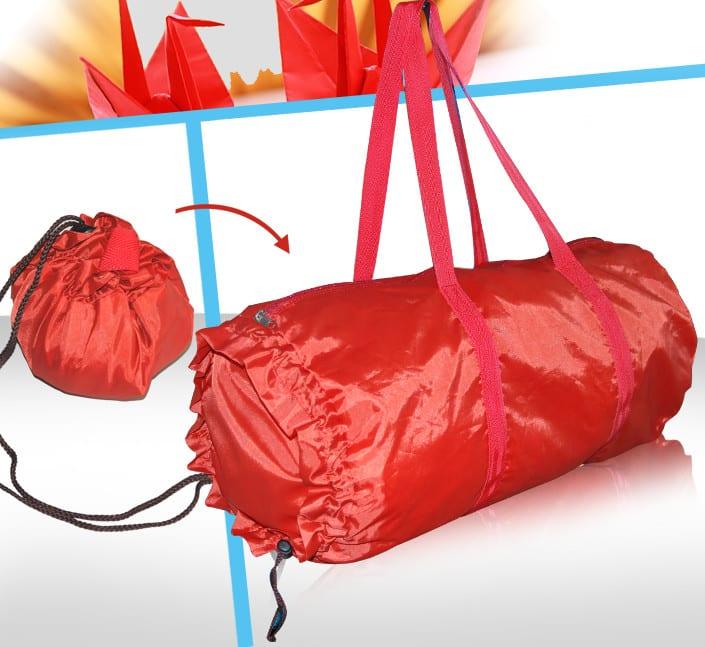 Fabricant de sac de sport pliable pratique personnalisé