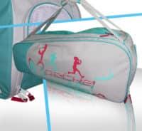 sac de sport tennis