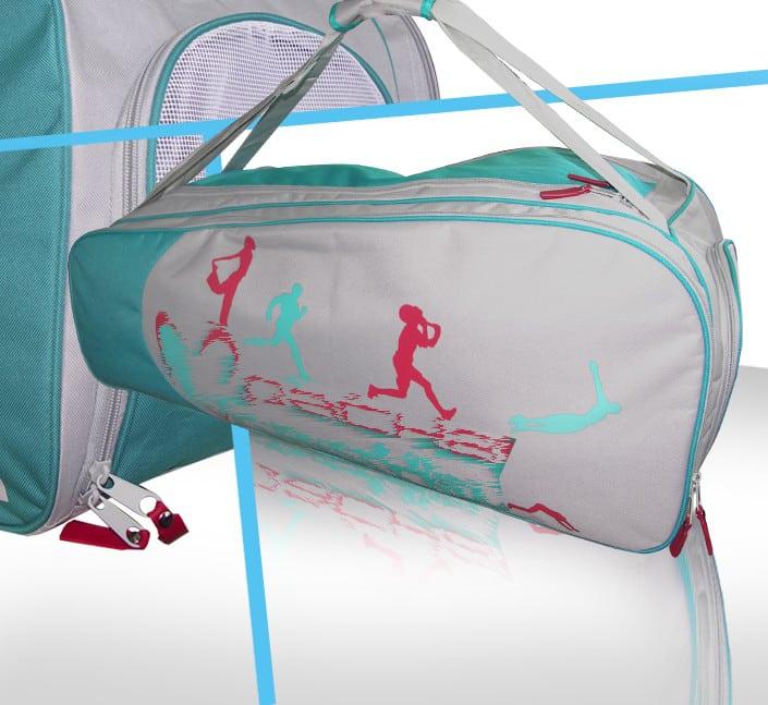 Fabricant de sac de sport tennis sur-mesure personnalisables