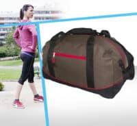 sac de sport femme polyester