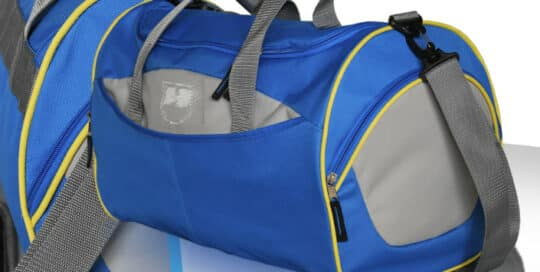 sac de sport multipoches