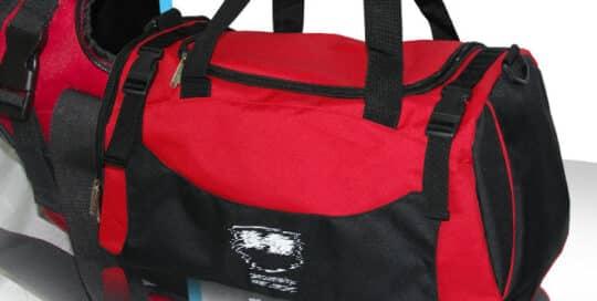 Fabricant de sac de sport avec attache clips renfort