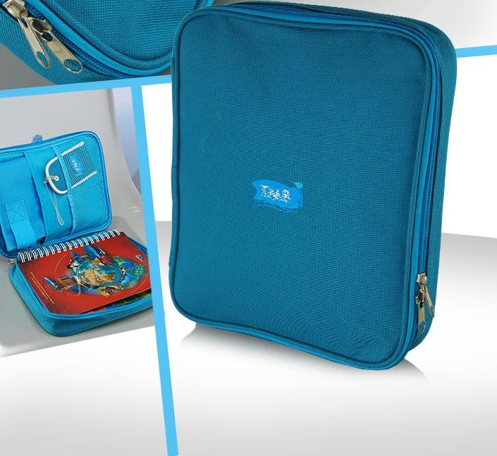 Fabricant de Pochette billet agence de tourisme avec etiquette bagage