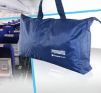sac de voyage nylon pliable