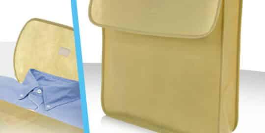 Housse rangement chemise polypropylène