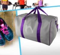 sac de sport salle de fitness