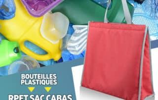 Fabricant de sacs en bouteilles recyclées