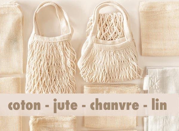 Fabricant de sacs en fibres naturelles