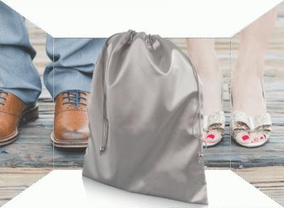 Housse vêtement, housse chaussures personnalisée sur-mesure