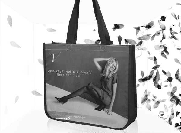 Fabricant de sac cabas publicitaire personnalisé