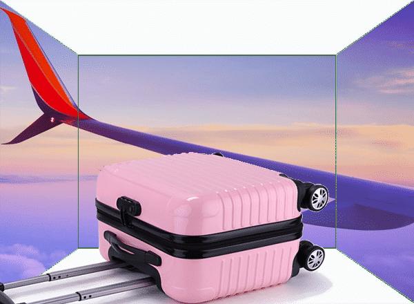 Fabricant de trolley de voyage sur-mesure personnalisable