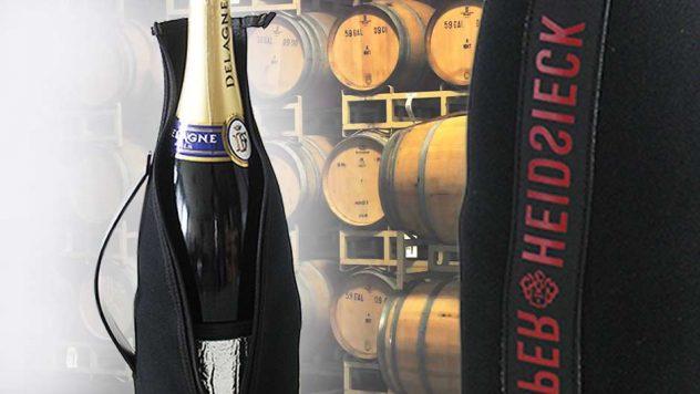 Fabricant de sac à vin sur-mesure