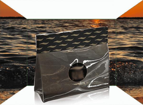 Fabricant de trousses EVA transparent