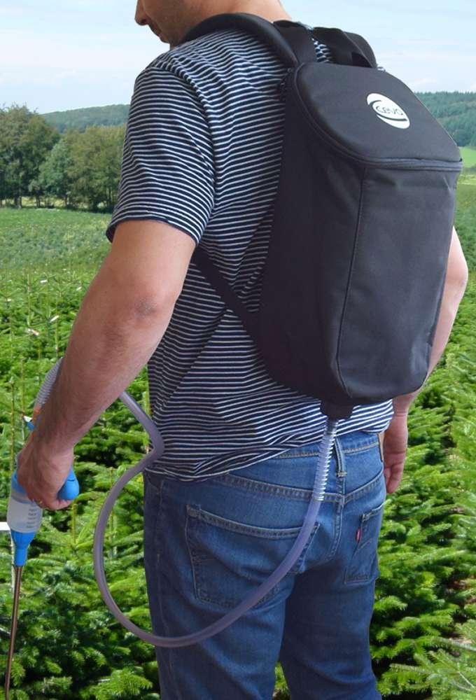 Fabricant de sac à dos technique pour l'agriculture