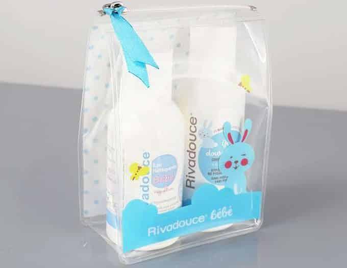 Fabricant de trousse publicitaire en PVC pour produits bébé